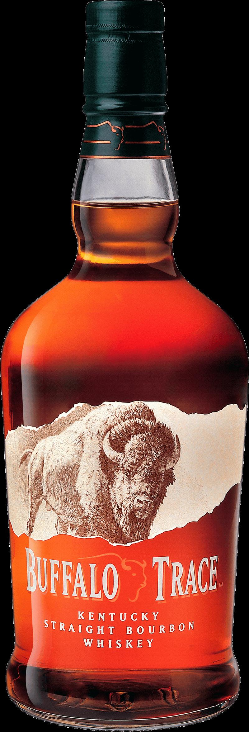 Buffalo Trace . En Whisky av typen Bourbon i en 700 Flaska från Kentucky