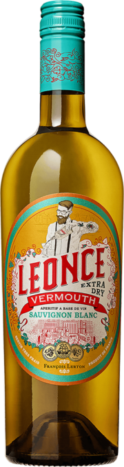Leonce Vermouth Extra Dry Vermouth.png